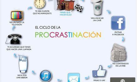 Cómo combatir la procrastinación